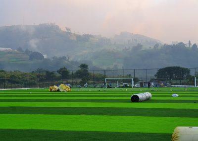 Estadio de Zunil, Quetzaltenango